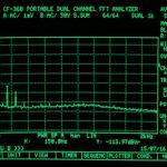 キーサイト社E3630Aの出力雑音特性